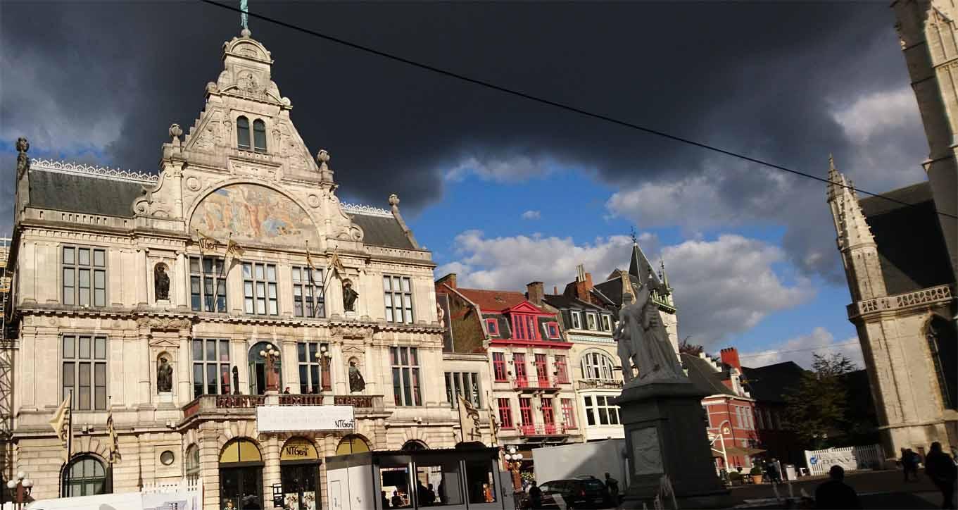 Das NTGent in der zweitgrößten flämischen Stadt Gent